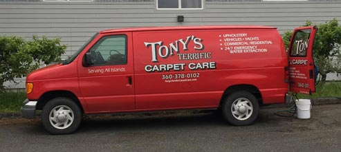 Tony's Terrific Truck